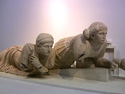 Musée archéologique d'Olympie (troy mckaskle / Flickr)