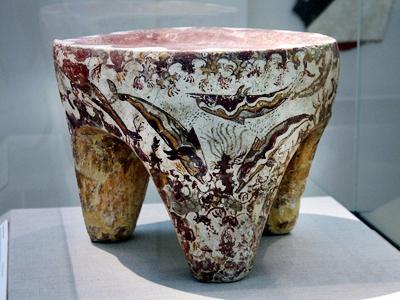 Musée de la Théra préhistorique (Klearchos Kapoutsis / Flickr)