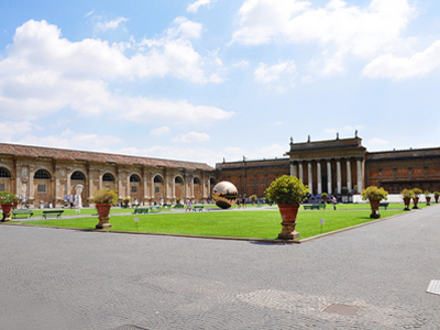 Musées du Vatican (Francisco Antunes / Flickr)