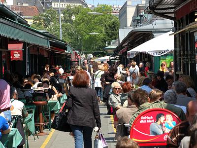 Naschmarkt (Cha già José / Flickr)