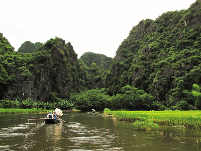 Ninh Binh (Francisco Anzola / Flickr)