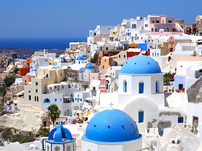 Oia (David Spender / Flickr)