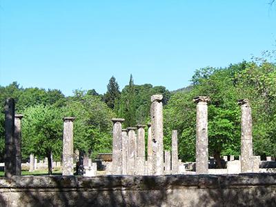 Olympie antique (peuplier / Flickr)
