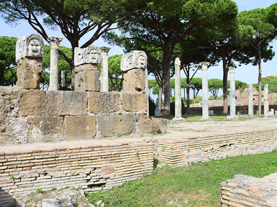 Ostia Antica (Nicolas Vollmer / Flickr)