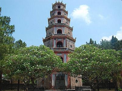 La Pagode de Thien Mu à Hué