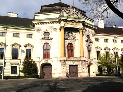 Palais Auersperg (Andrew Nash / Flickr)