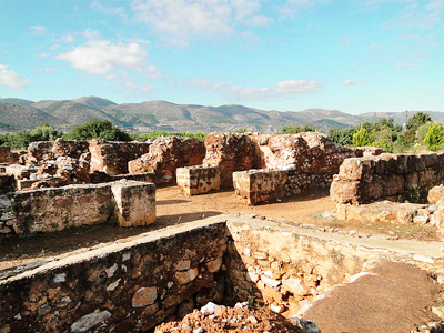 Palais de Malia (Bernard Gagnon / Wikimédia Commons)