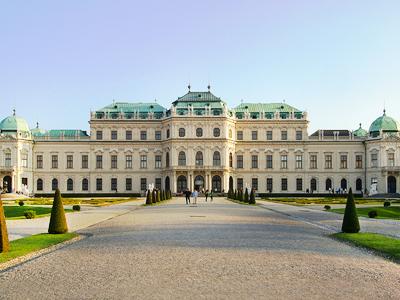Palais du Belvédère (Alexandru Panoiu / Flickr)