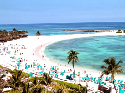 Paradise Beach (Atlantis Resort / Facebook)