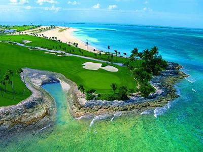 Paradise Island Golf Course (Atlantis Resort / Facebook)