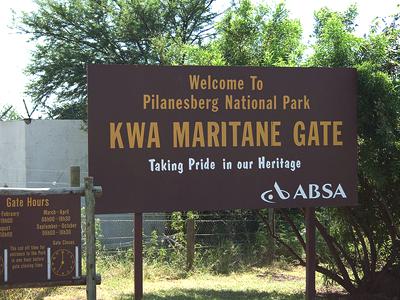 Parc National du Pilanesberg (Gordon Flood / Flickr)