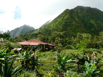 Pitons du Carbet (Rsddrs / Wikimedia Commons)