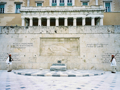 Place Syntagma (slayer / Flickr)
