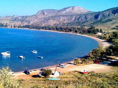 Plage de Karathona - Discover Peloponnese