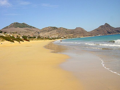 Visiter plage de porto santo mad re portugal oovatu - Office de tourisme portugal ...