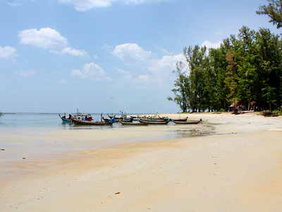 Plage Hat Nai Yang (Andy Mitchell / Flickr)