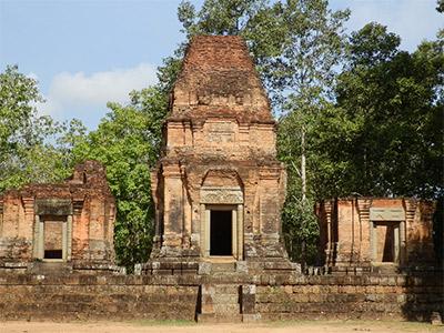 Temple de Prasat Bei