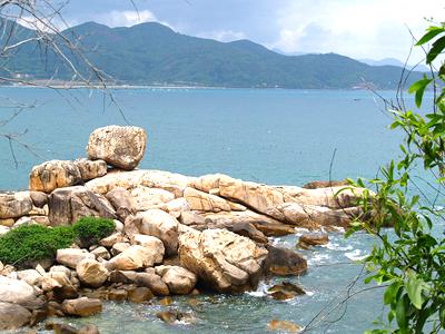 Promontoire de Hon Chong (pete / Flickr)