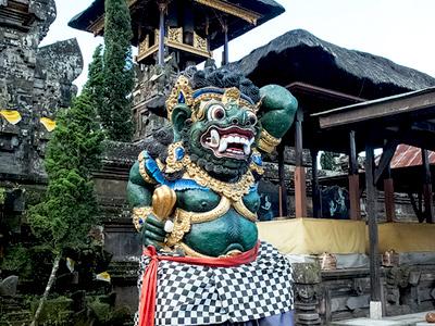 Pura Ulun Danu Batur à Bali