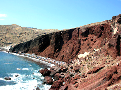 Red Beach (Abir Anwar / Flickr)