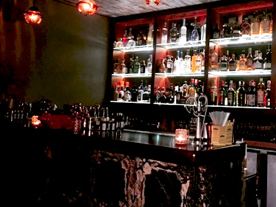 Red Frog Speakeasy Bar