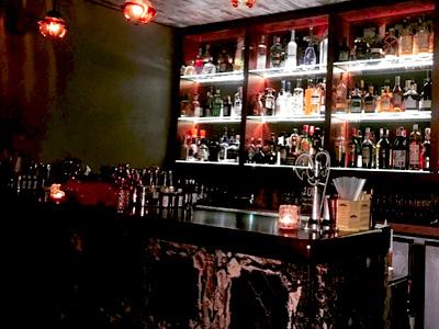 Red Frog Speakeasy Bar