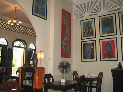 Le Restaurant Romdeng