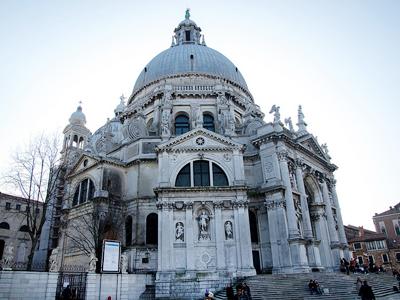 Basilique Santa Maria della Salute (SnippyHolloW / Flickr)