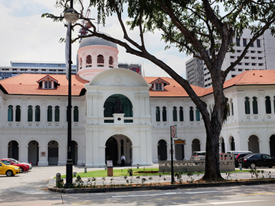 Singapore Art Museum (Jnzl's Public Domain Photos / Flickr)