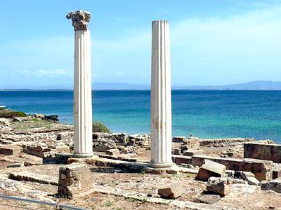 Site archéologique de Tharros (Simon.zfn / commons wikimedia)
