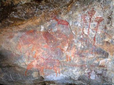 Sites d'art rupestre de Kondoa (David Coulson / Wikimedia Commons)
