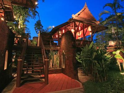 Restaurant Spirit House à Koh Samui
