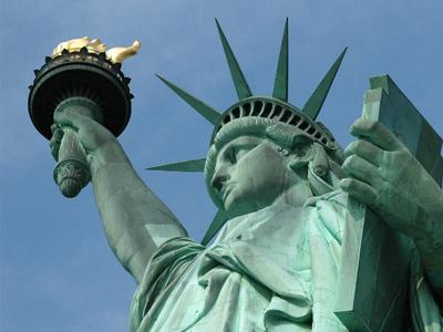 Statue de la liberté - libertyellisfoundation