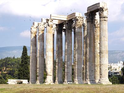 Temple de Zeus (Aleksandr Zykov / Flickr)