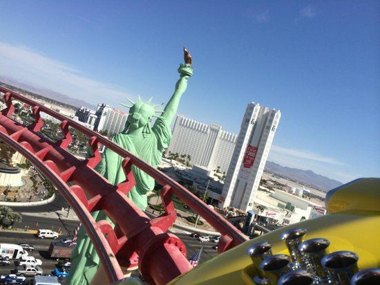 The Big Apple Coaster du New York-New York