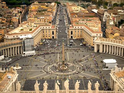 Vatican (Diego Cambiaso / Flickr)