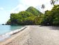 Plage de l'Anse Céron (Découvrir la Martinique / Facebook)