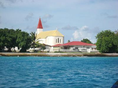 Village de Tiputa (Saga70 / Wikimedia Commons)
