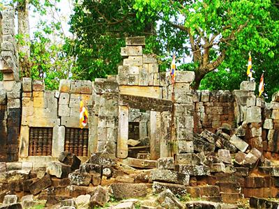 Wat Ek Phnom (Ministère du Tourisme cambodgien / site web)