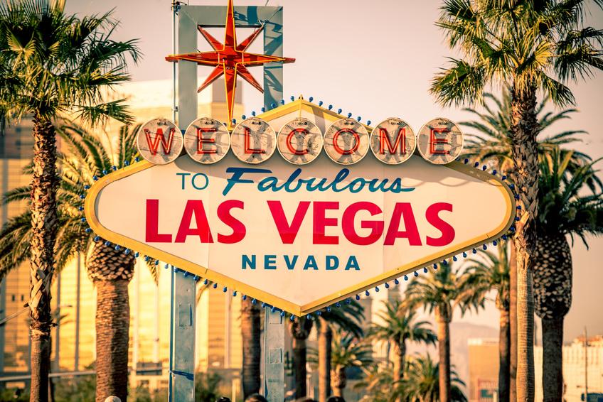 Le Panneau Welcome to Las Vegas