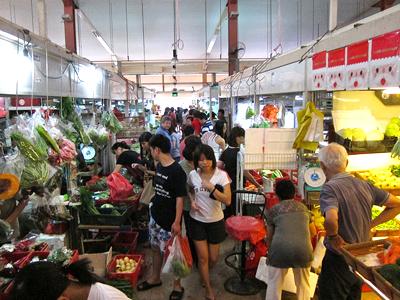 Wet Market (Su--May / Flickr)