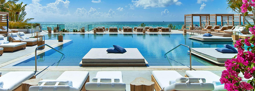 Le 1 Hotel South Beach à Miami