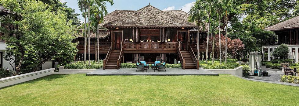 Hôtel à Chiang Mai : 137 Pillars House