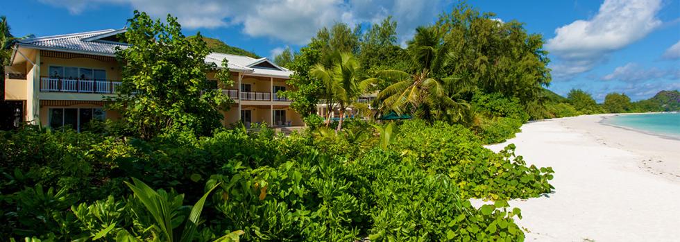 Hôtel aux Seychelles : Acajou Beach Resort