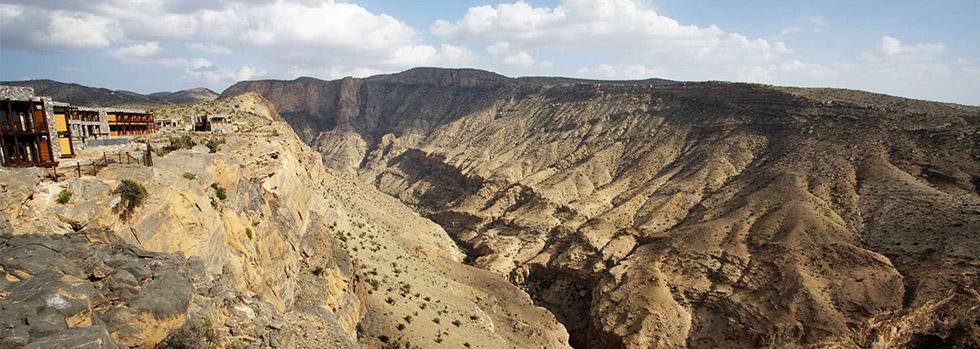 Séjour d'exception au Alila Jabal Akhdar à Oman