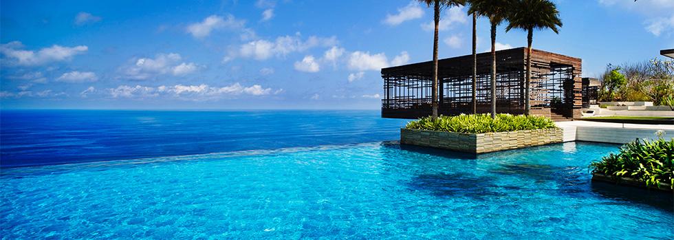 Alila Villas Uluwatu : un hôtel idéal des vacances en couple à Jimbaran