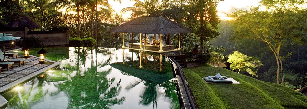 Amandari Bali : un hôtel d'exception à Ubub