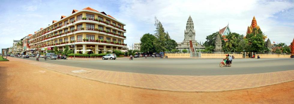 Séjour à Phnom Penh : Amanjaya Pancam