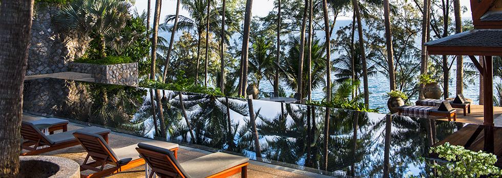 Amanpuri en Thaïlande