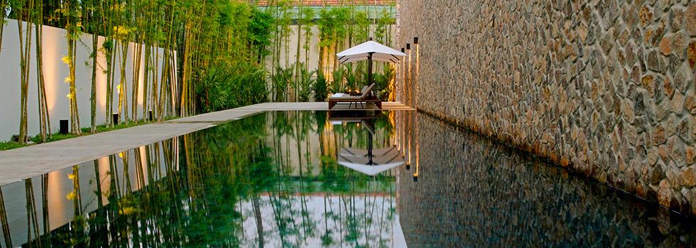 Séjour à Siem Reap : Amansara
